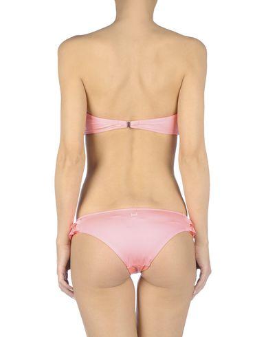 JE M'EN FOUS Damen Bikini Koralle Größe 34 85% Polyamid 15% Elastan