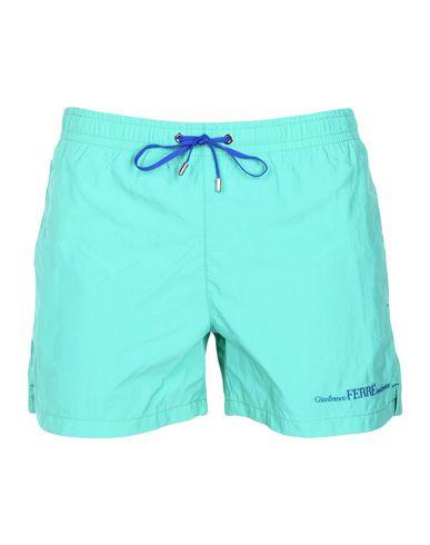 Шорты для плавания размер 52, 54 цвет зелёный, синий