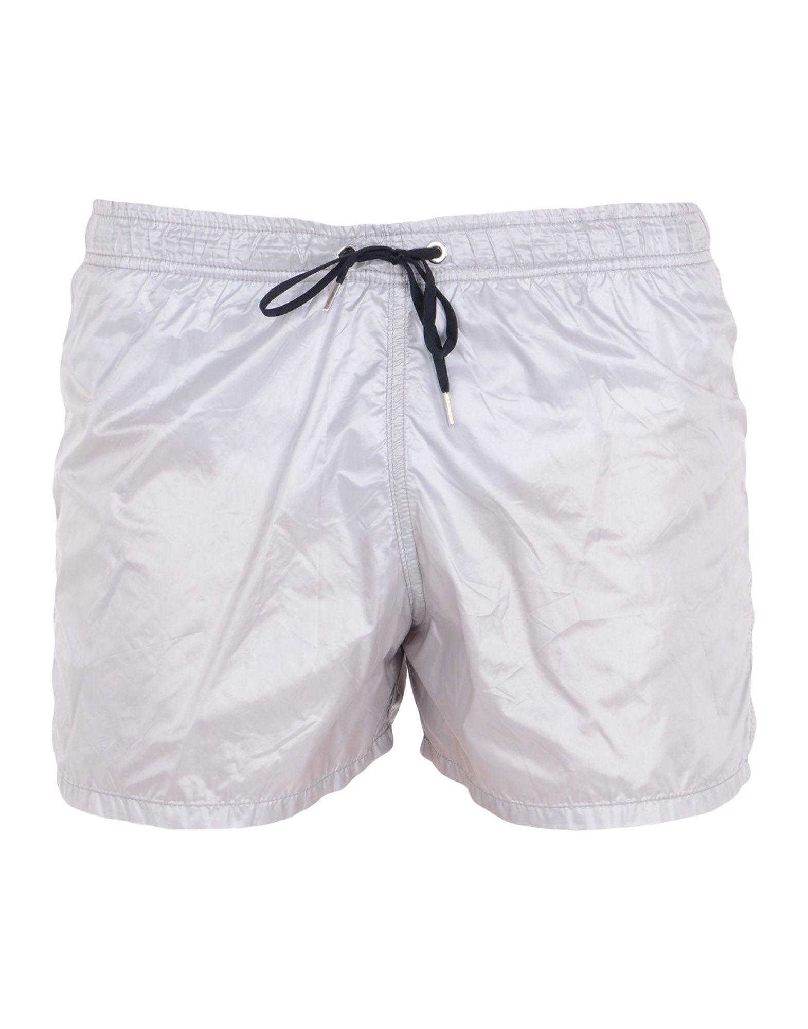 BULLISH Swim Shorts in Light Grey
