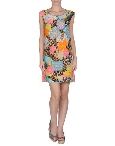 Купить Пляжное платье от VDP BEACH оранжевого цвета