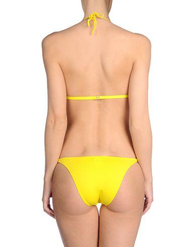 Фото 2 - Бикини желтого цвета