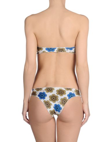 BINI Como Damen Bikini Khaki Größe S 80% Polyamid 20% Elastan