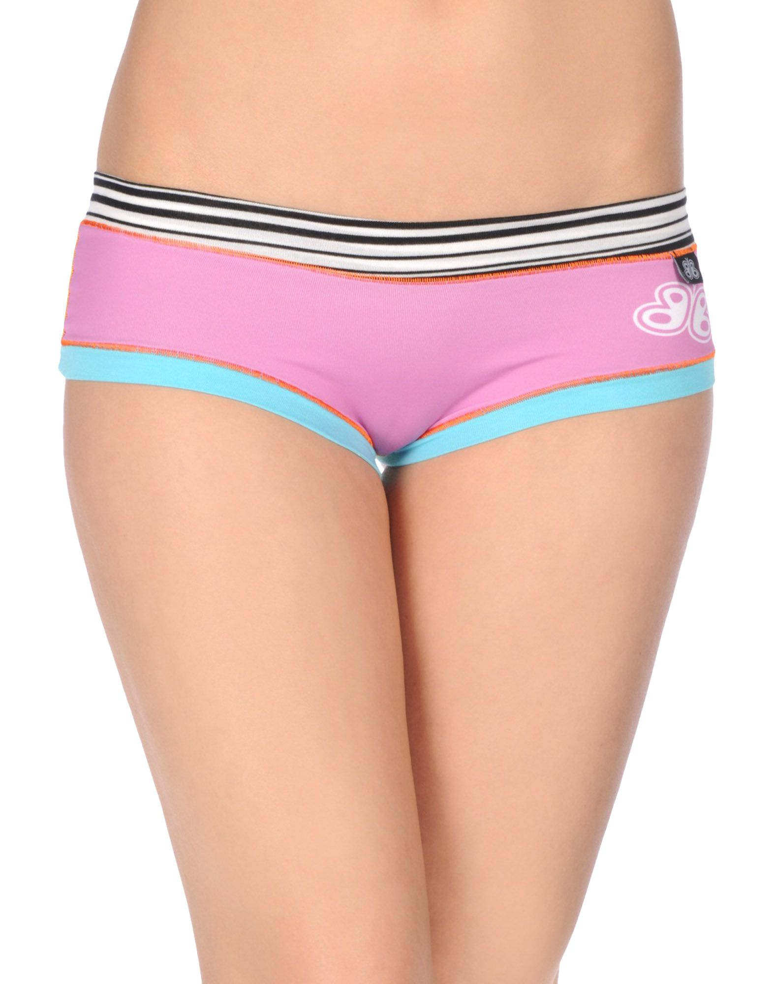BLOOMERS & BIKINI Плавки high cut padded bikini set