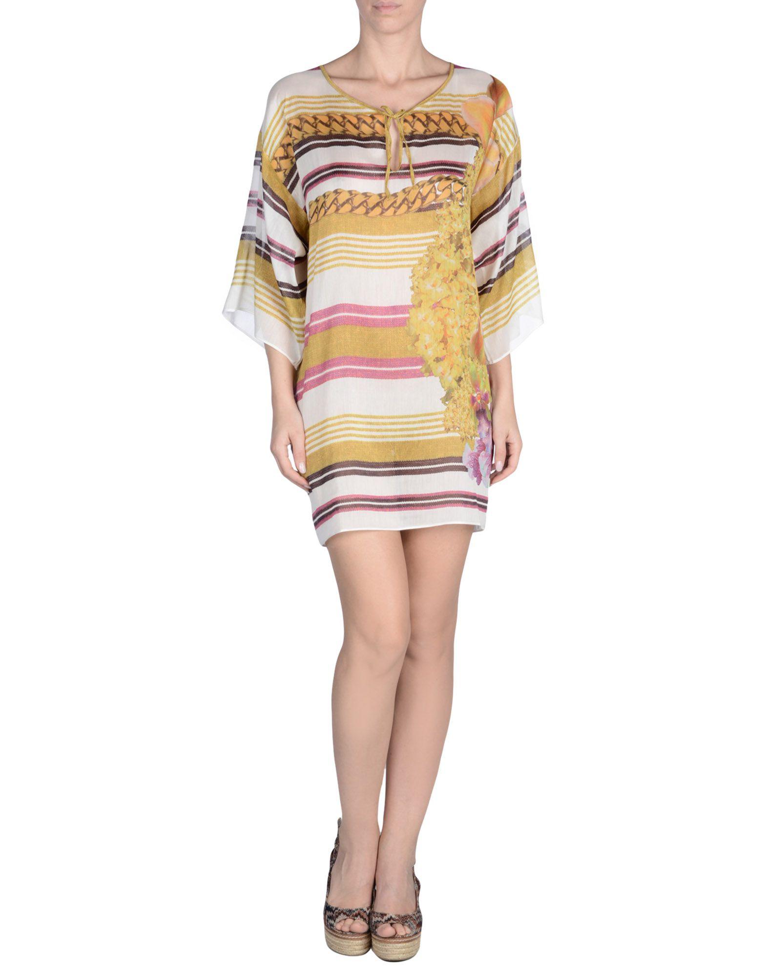 ROBERTO CAVALLI BEACHWEAR Пляжное платье roberto verino vv tropic