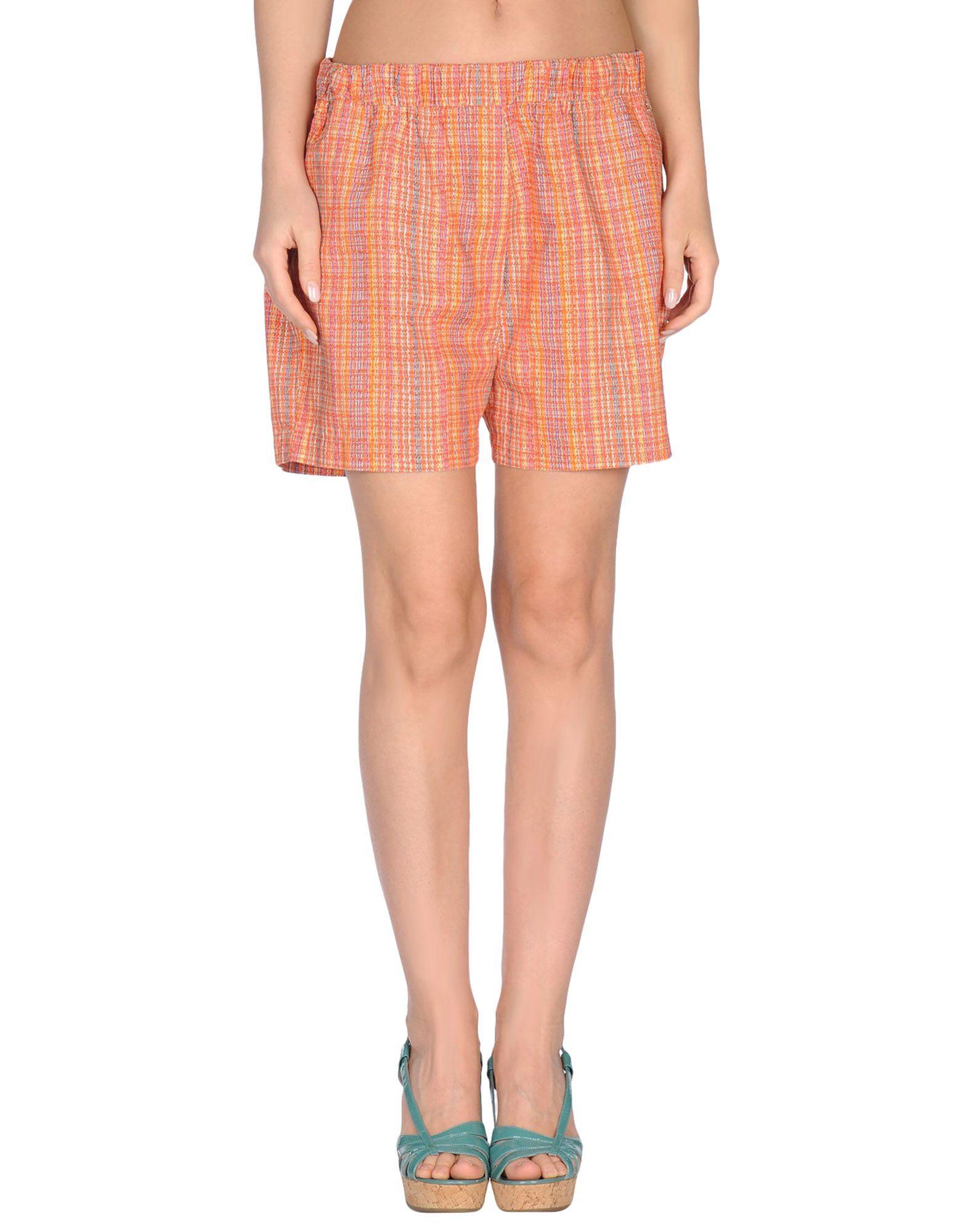 PEUTEREY Пляжные брюки и шорты джемпер женский zarina цвет белый 8122626822001 размер xs 42