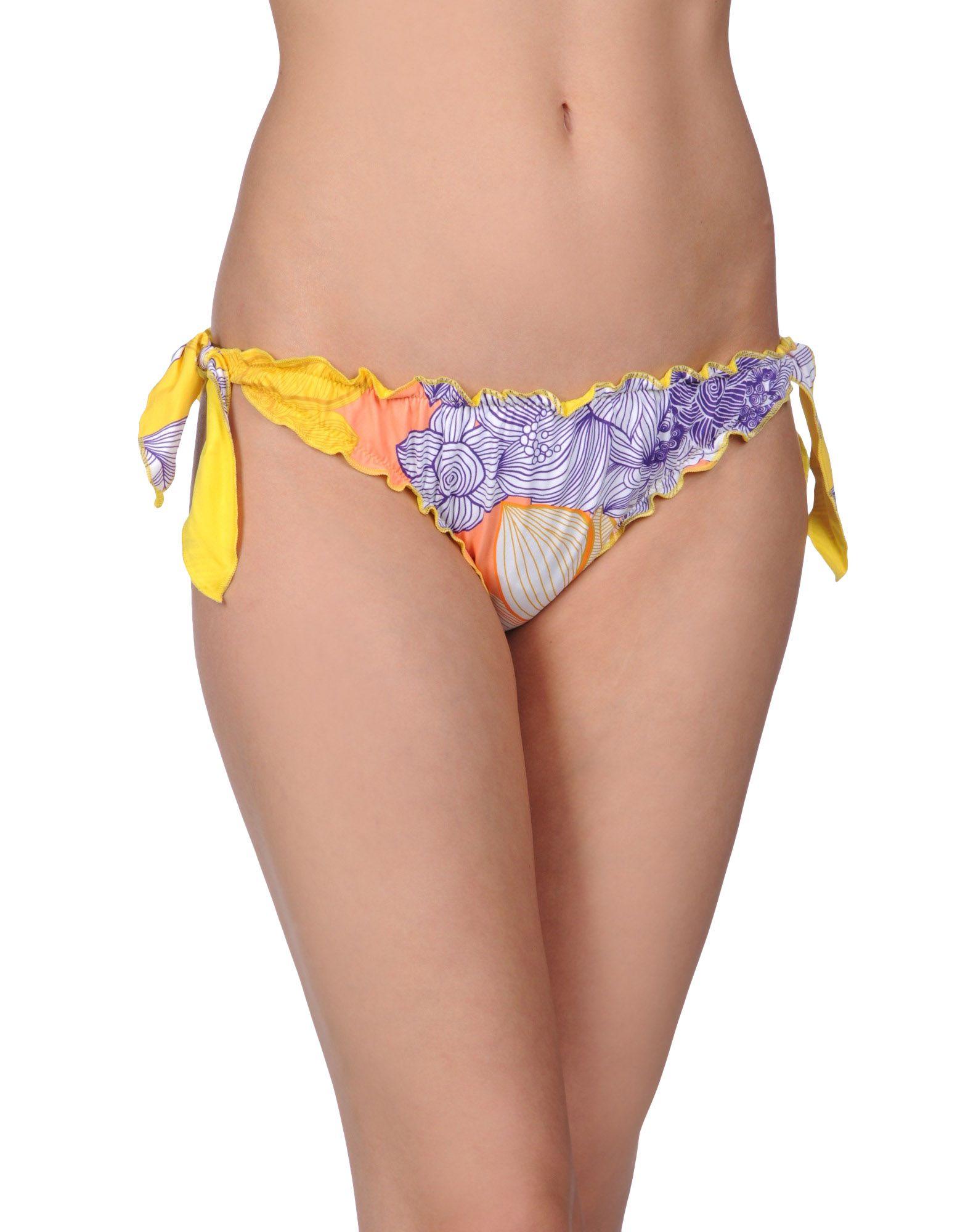 MISS BIKINI Плавки braided strap cross back bikini set