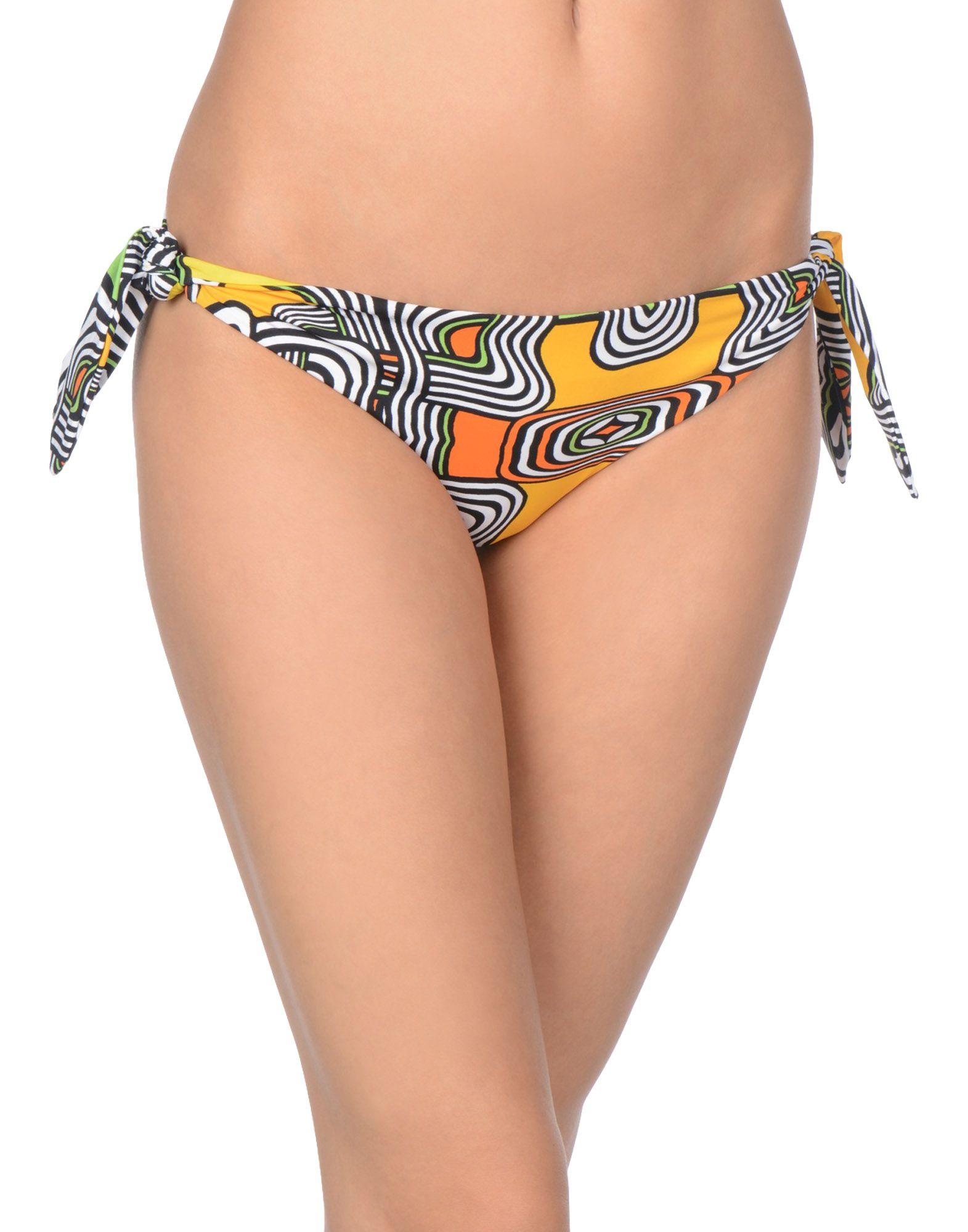 MISS BIKINI Плавки tassel detail halter bikini set