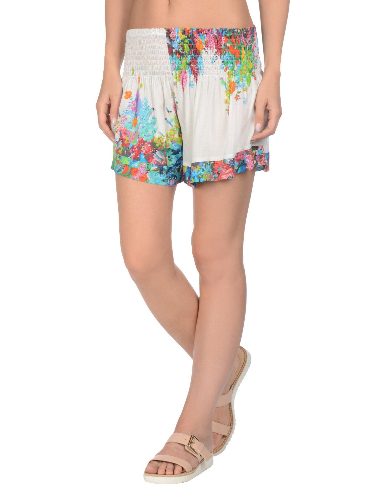 MISS BIKINI Пляжные брюки и шорты топ miss selfridge miss selfridge mi035ewvqn62