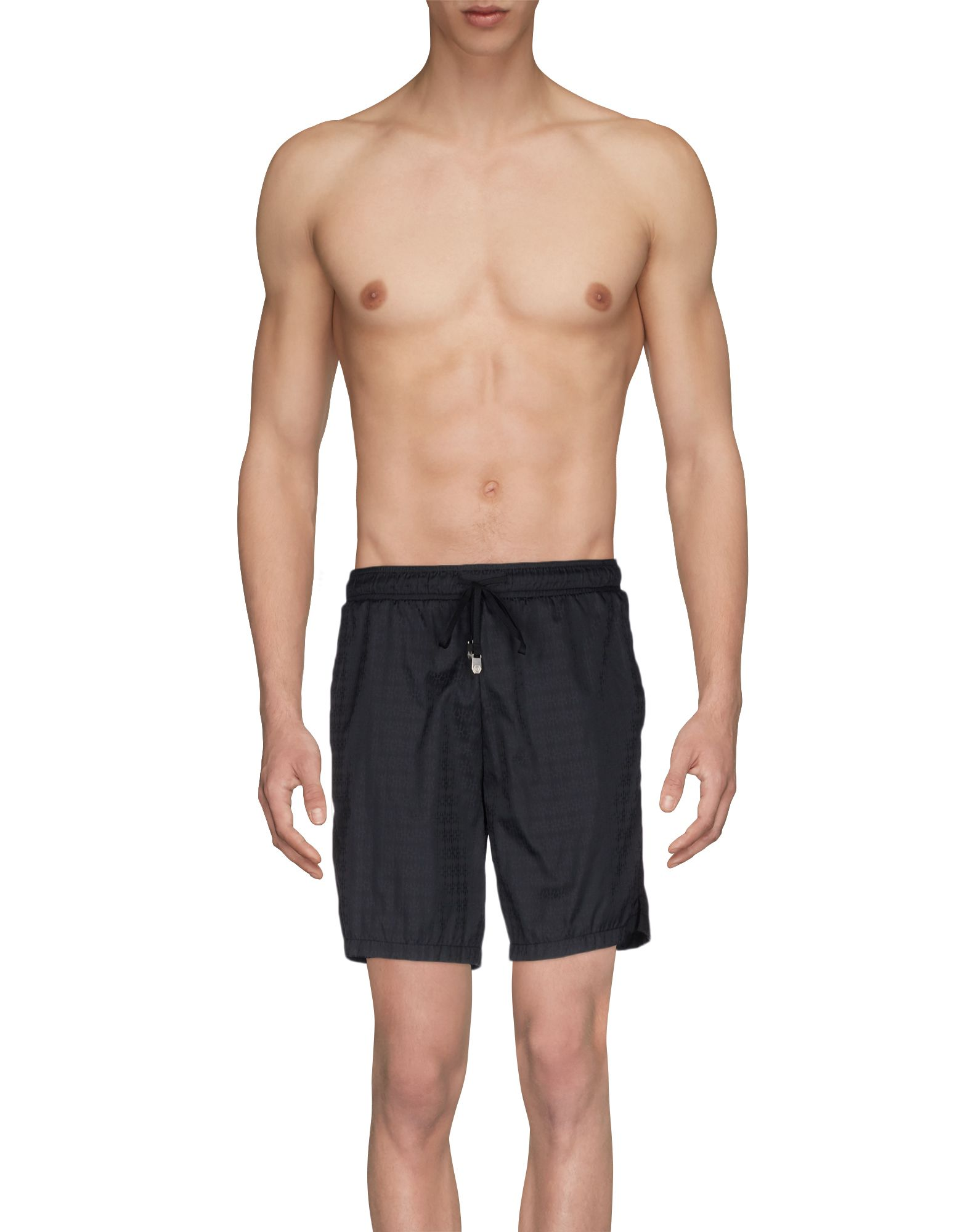 MAKE YOUR ODYSSEY Swim Shorts in Black