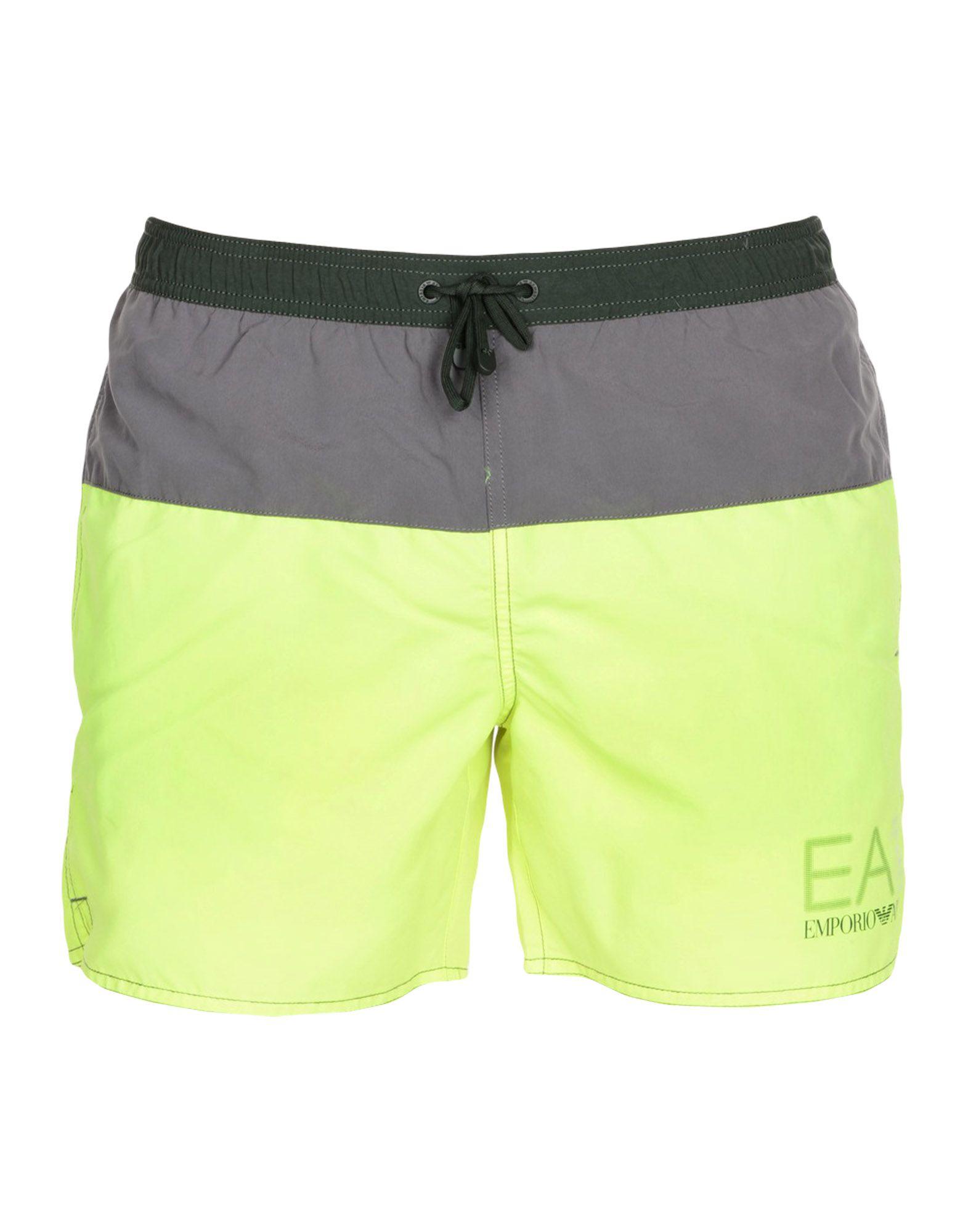 EA7 Шорты для плавания ea7 шорты для плавания