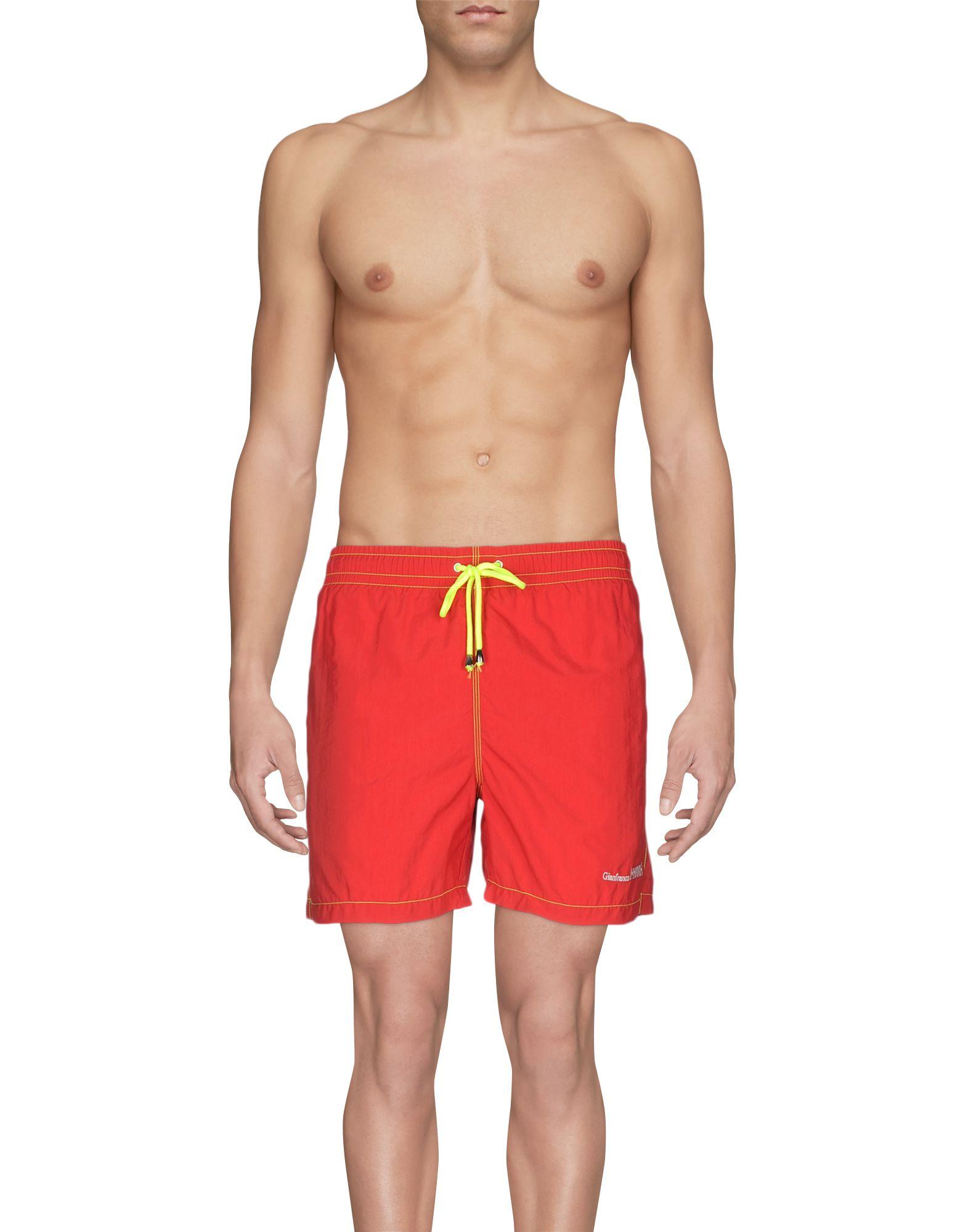 GIANFRANCO FERRE' BEACHWEAR Шорты для плавания gianfranco ferre beachwear бермуды