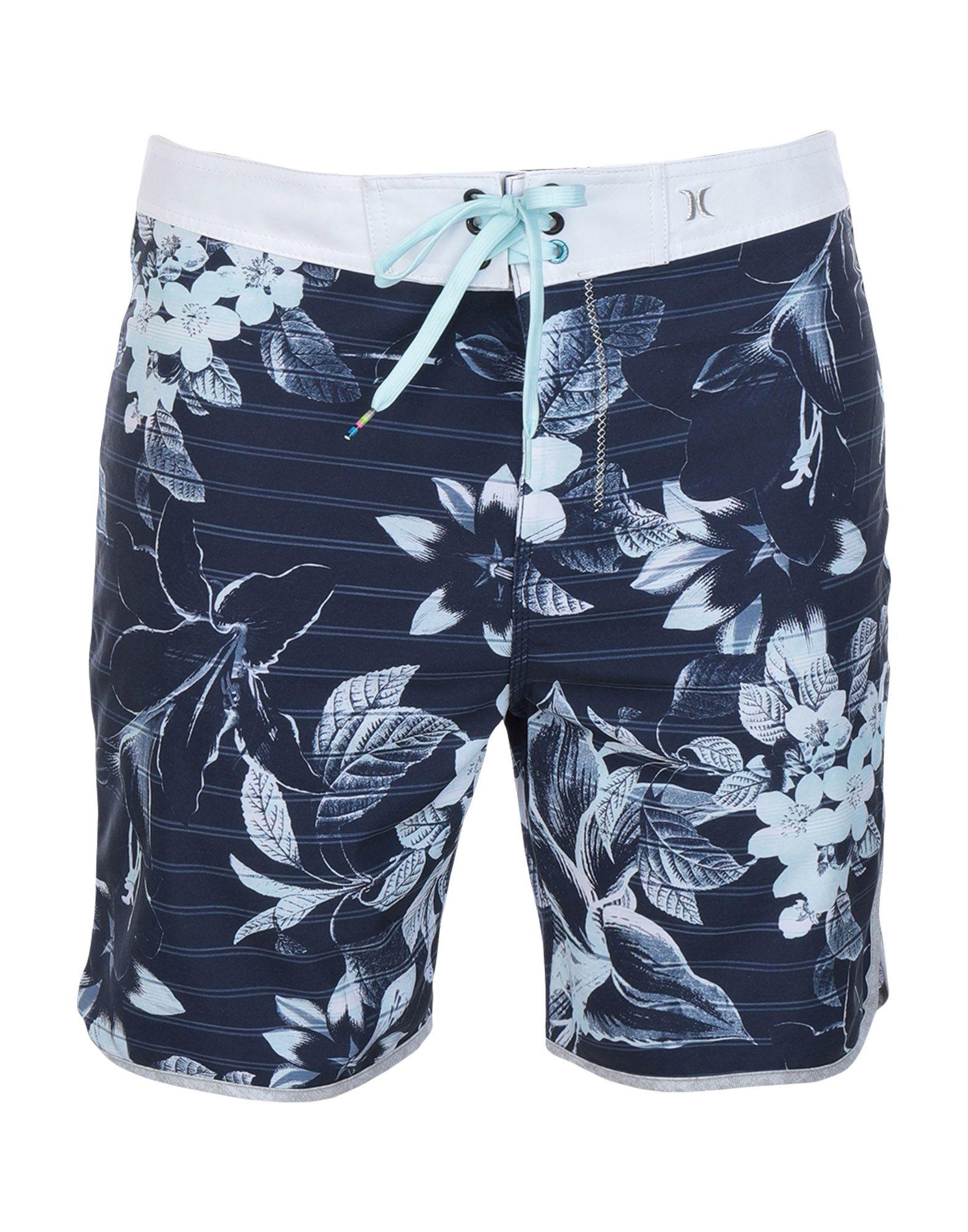 HURLEY Пляжные брюки и шорты hurley футболка
