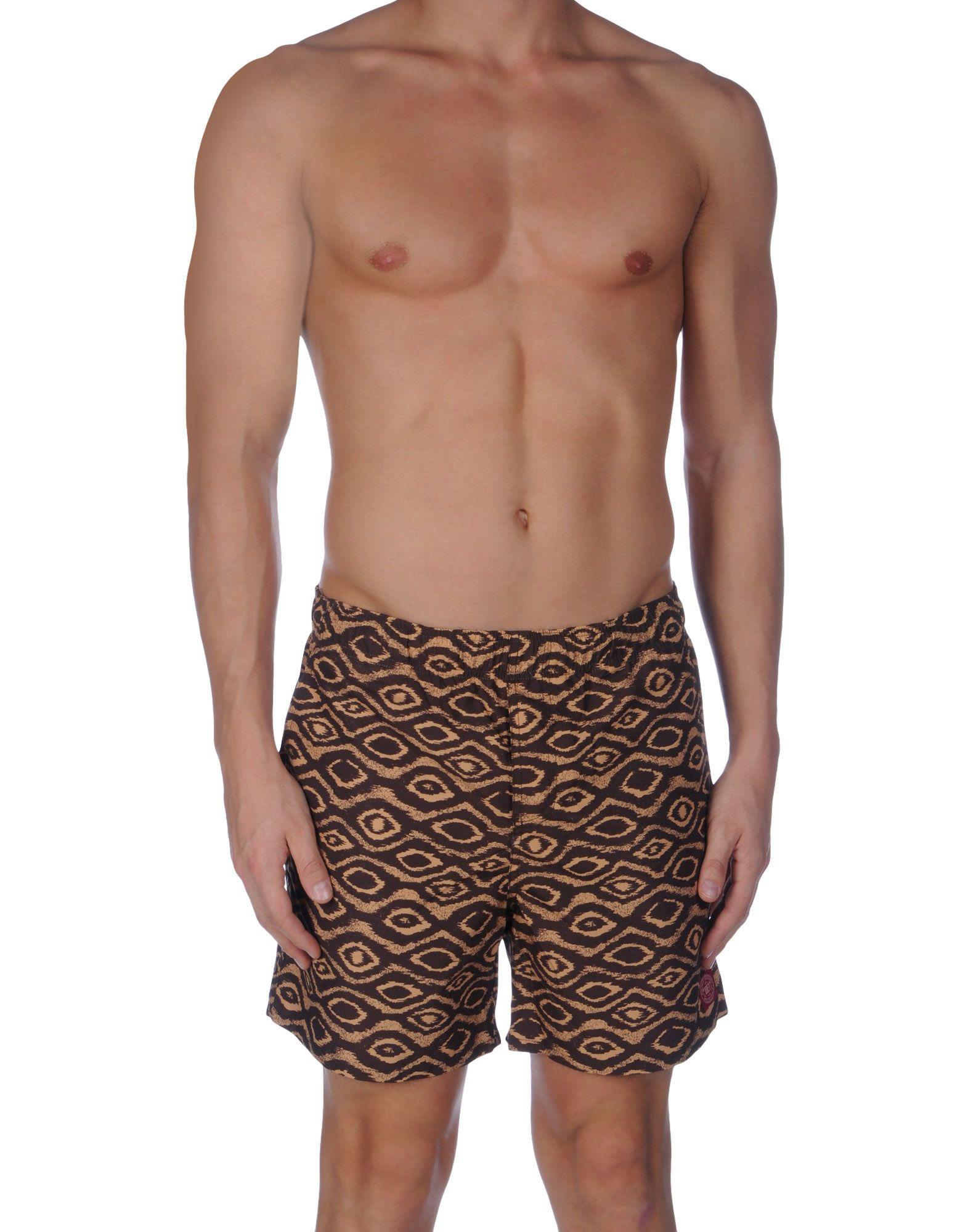 OBEY PROPAGANDA Пляжные брюки и шорты цены онлайн