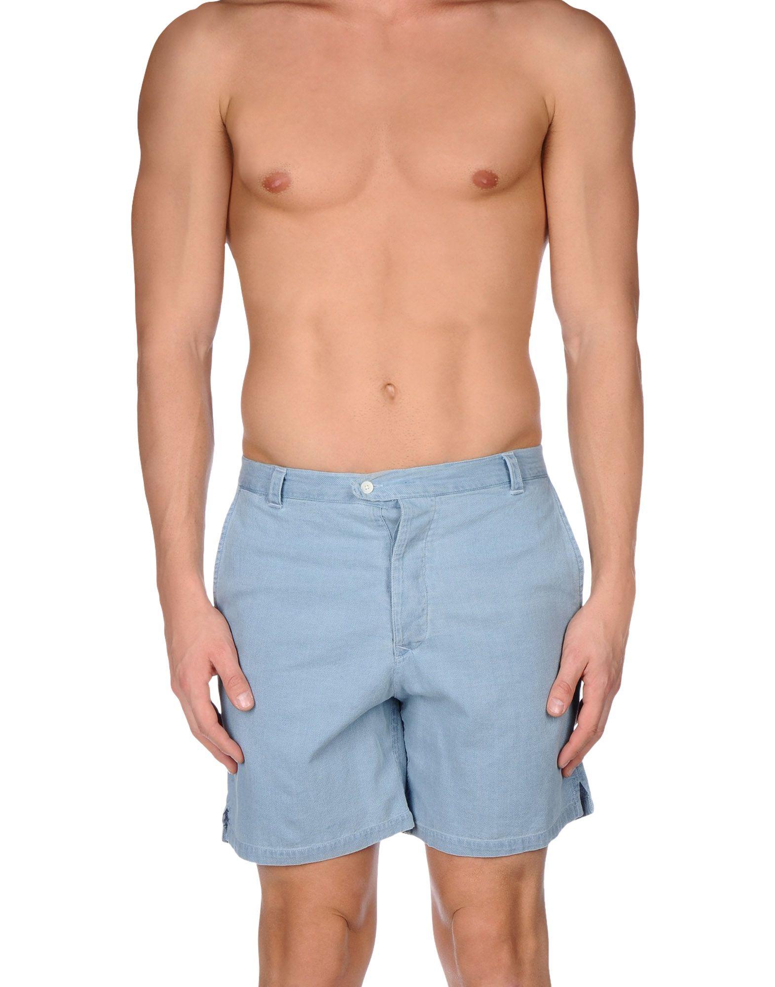DEPERLU Пляжные брюки и шорты blauer пляжные брюки и шорты