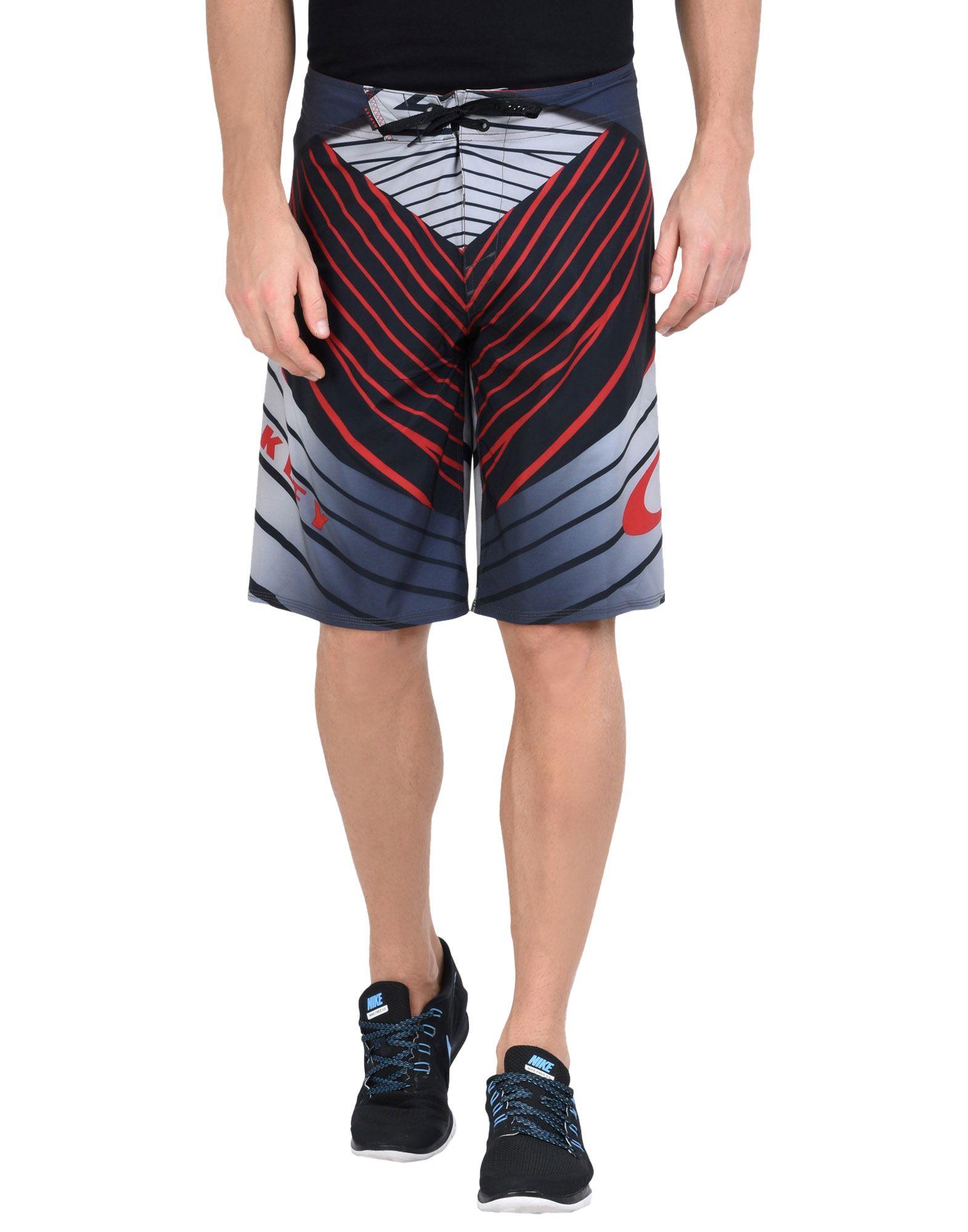 OAKLEY Пляжные брюки и шорты цены онлайн
