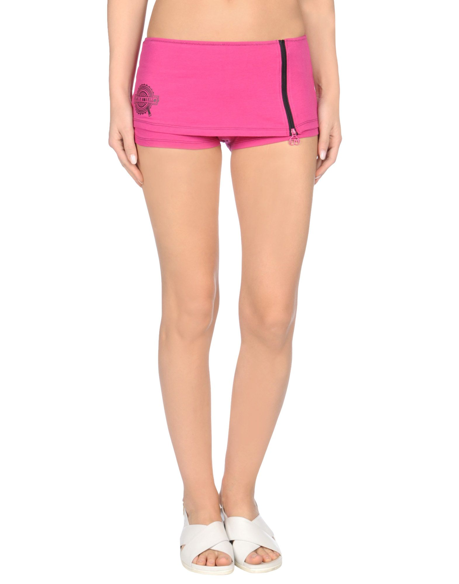 FRANKIE MORELLO SEXYWEAR Пляжные брюки и шорты цена
