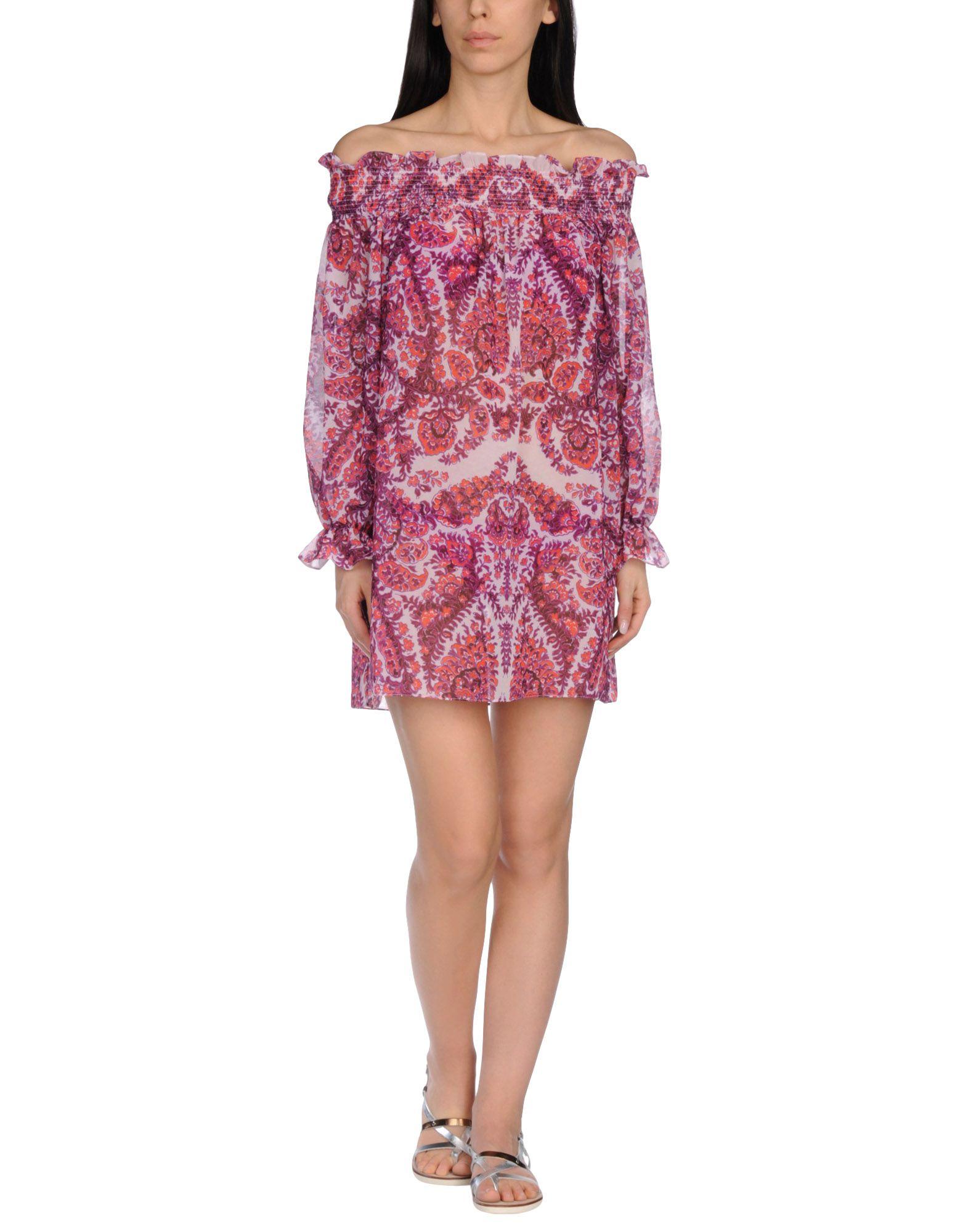SOLOBLU Пляжное платье muryx пляжное платье
