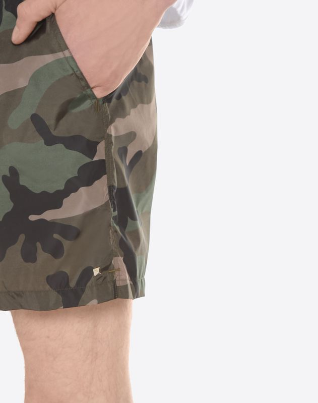 CAMOUFLAGE SWIMSUIT