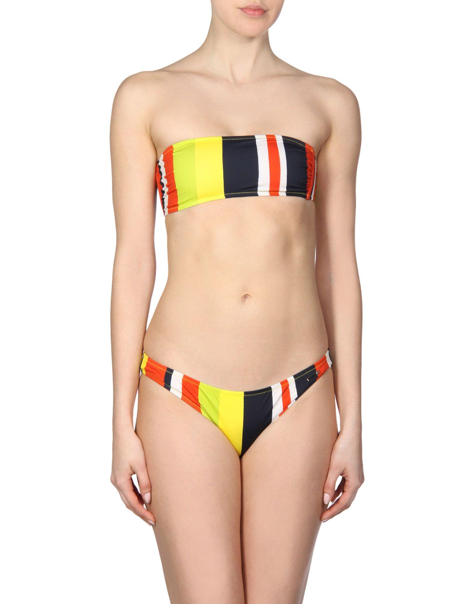 DSQUARED2 Купальный бюстгальтер купальный костюм vova купальники в стиле бандо