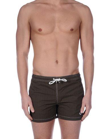 Пляжные брюки и шорты от LUIGI BORRELLI NAPOLI