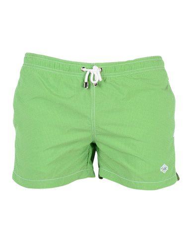 LUIGI BORRELLI NAPOLI Pantalons de plage homme