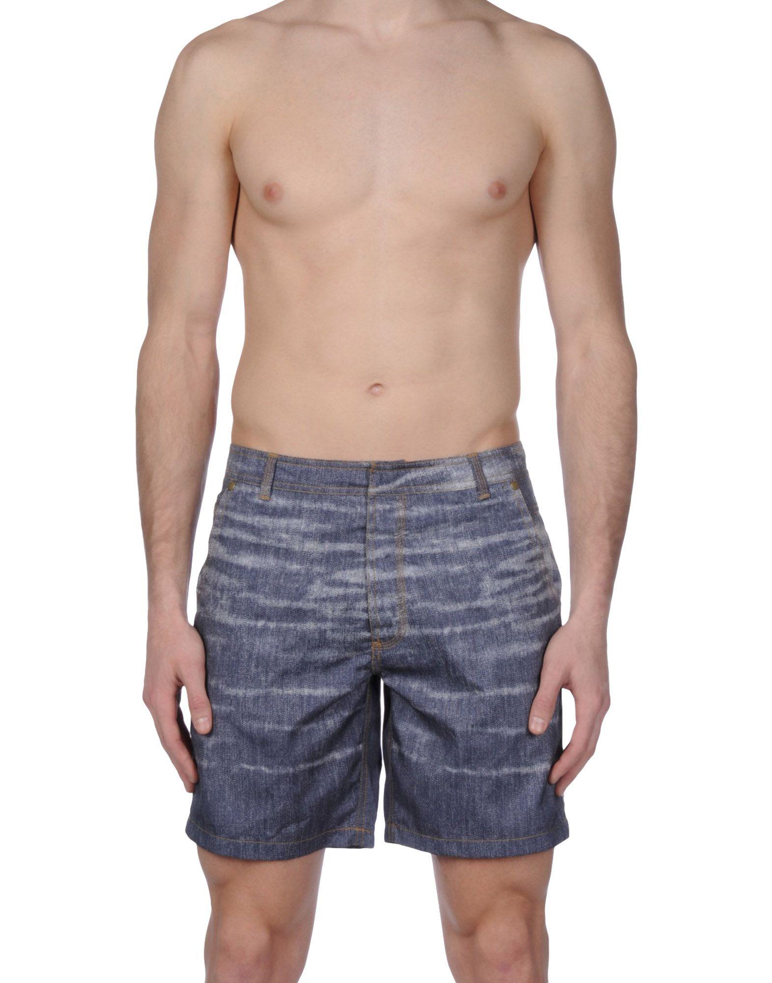 SUNDEK by NEIL BARRETT Шорты для плавания neil barrett футболка