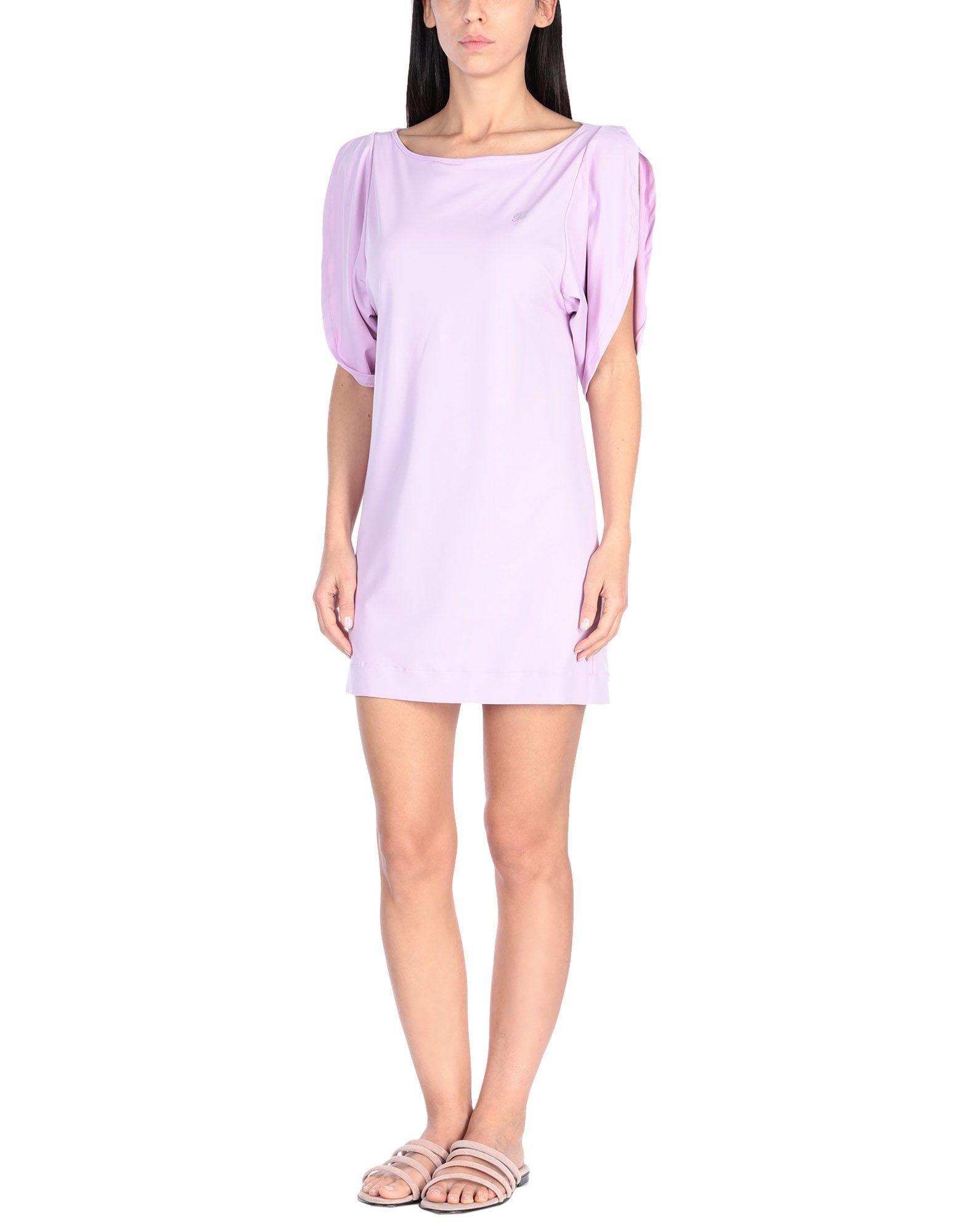 BLUMARINE BEACHWEAR Пляжное платье blugirl blumarine beachwear слитный купальник