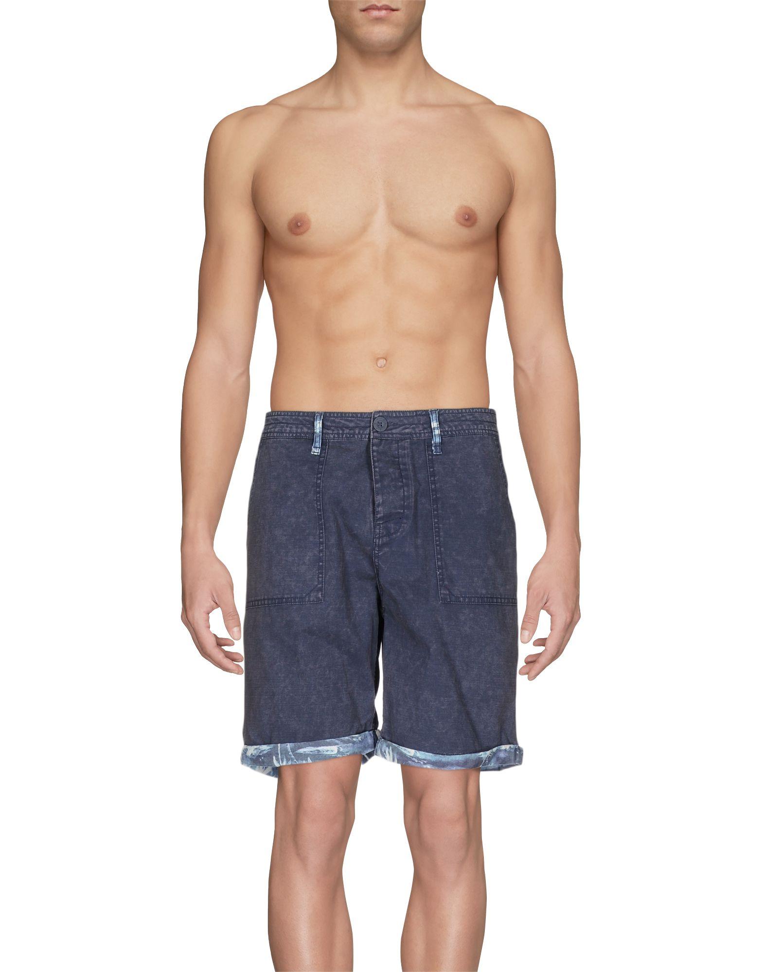 《送料無料》RIPCURL メンズ 水着(パンツ) ダークブルー 28 コットン 100%