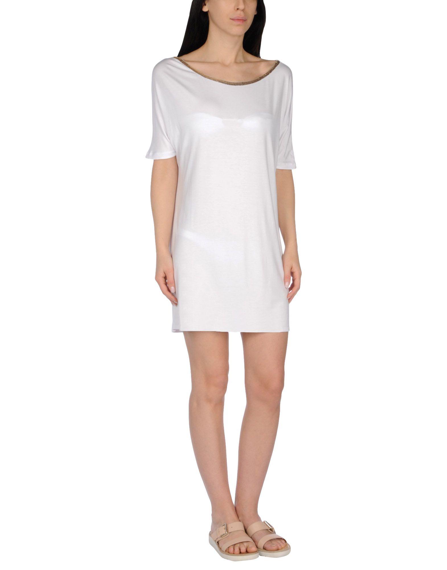 LES COPAINS BEACHWEAR Пляжное платье пляжное прозрачное платье blugirl beachwear