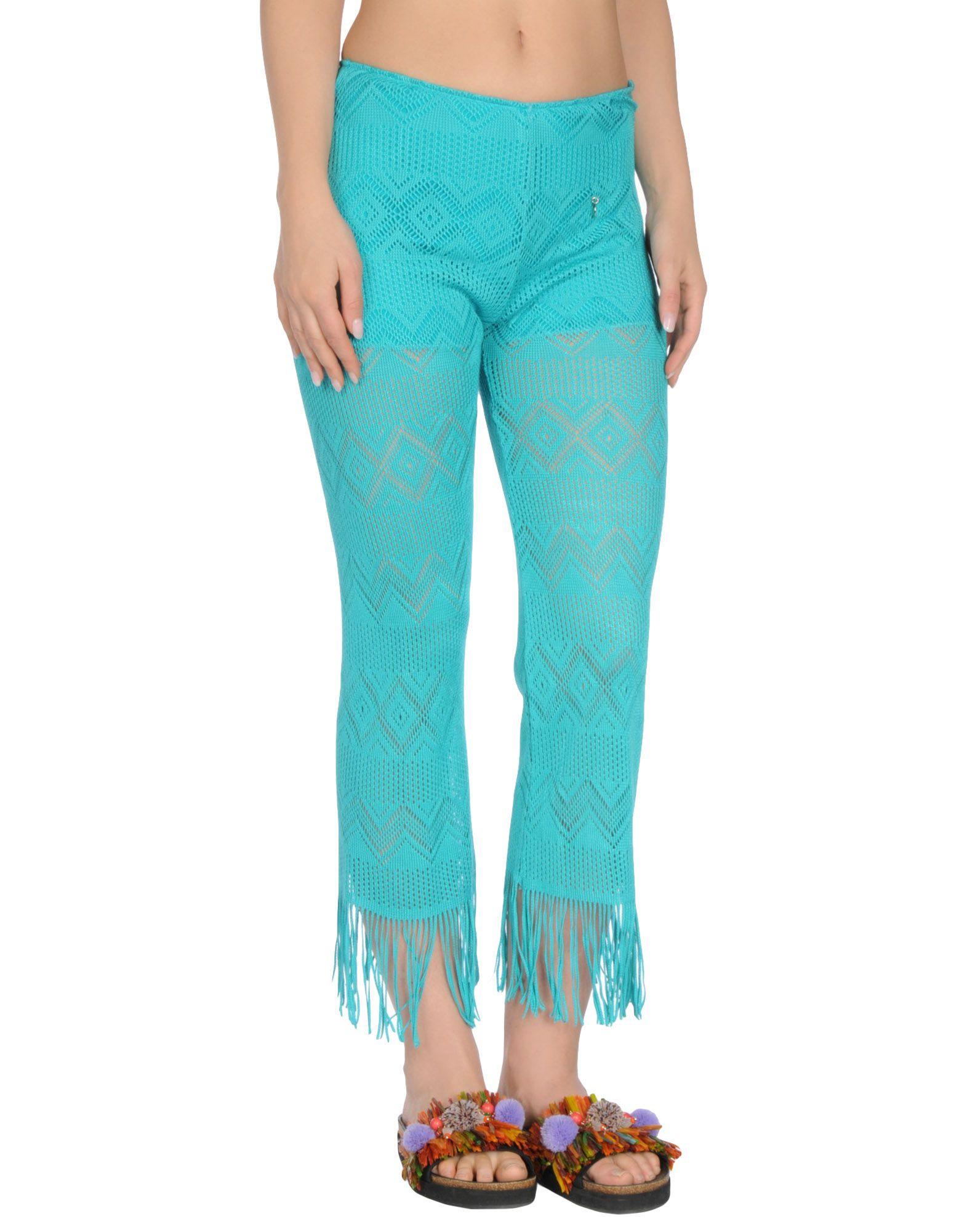 BLUMARINE BEACHWEAR Пляжные брюки и шорты blumarine куртка blumarine 4303 blumarine ss15 белый