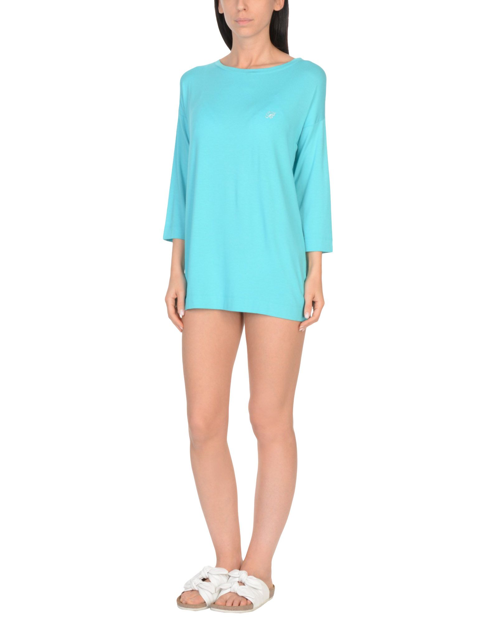 BLUMARINE BEACHWEAR Пляжное платье guess beachwear лиф треугольник