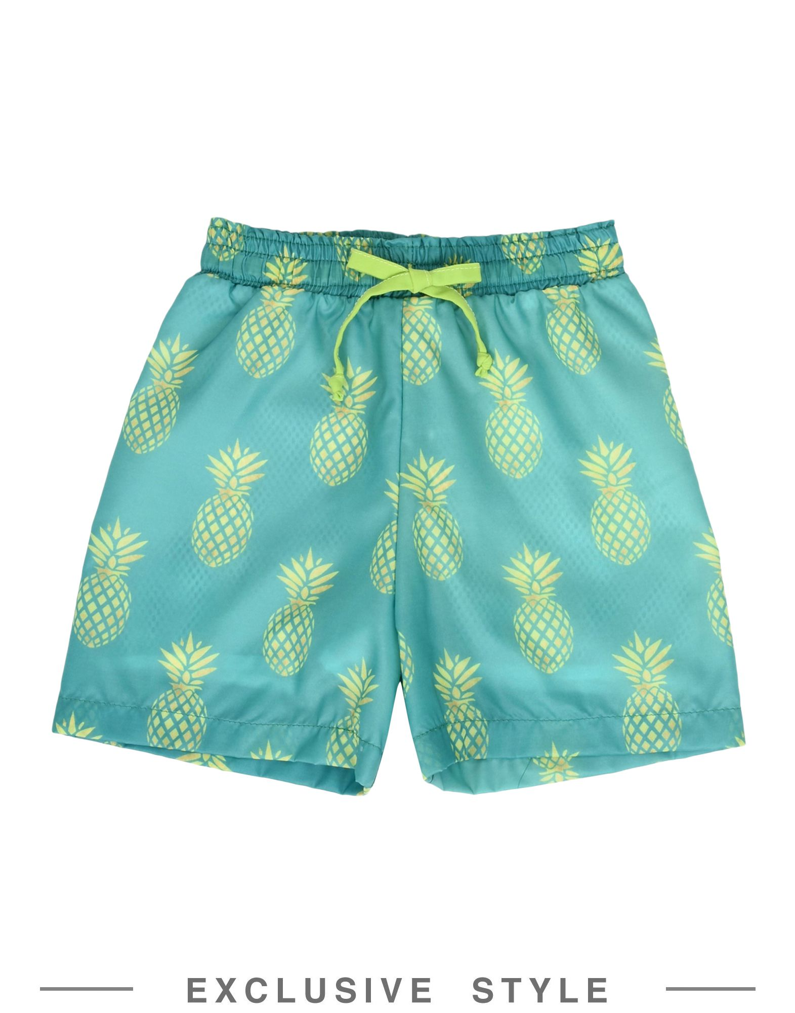LES PETITES ABEILLES x YOOX Swim trunks