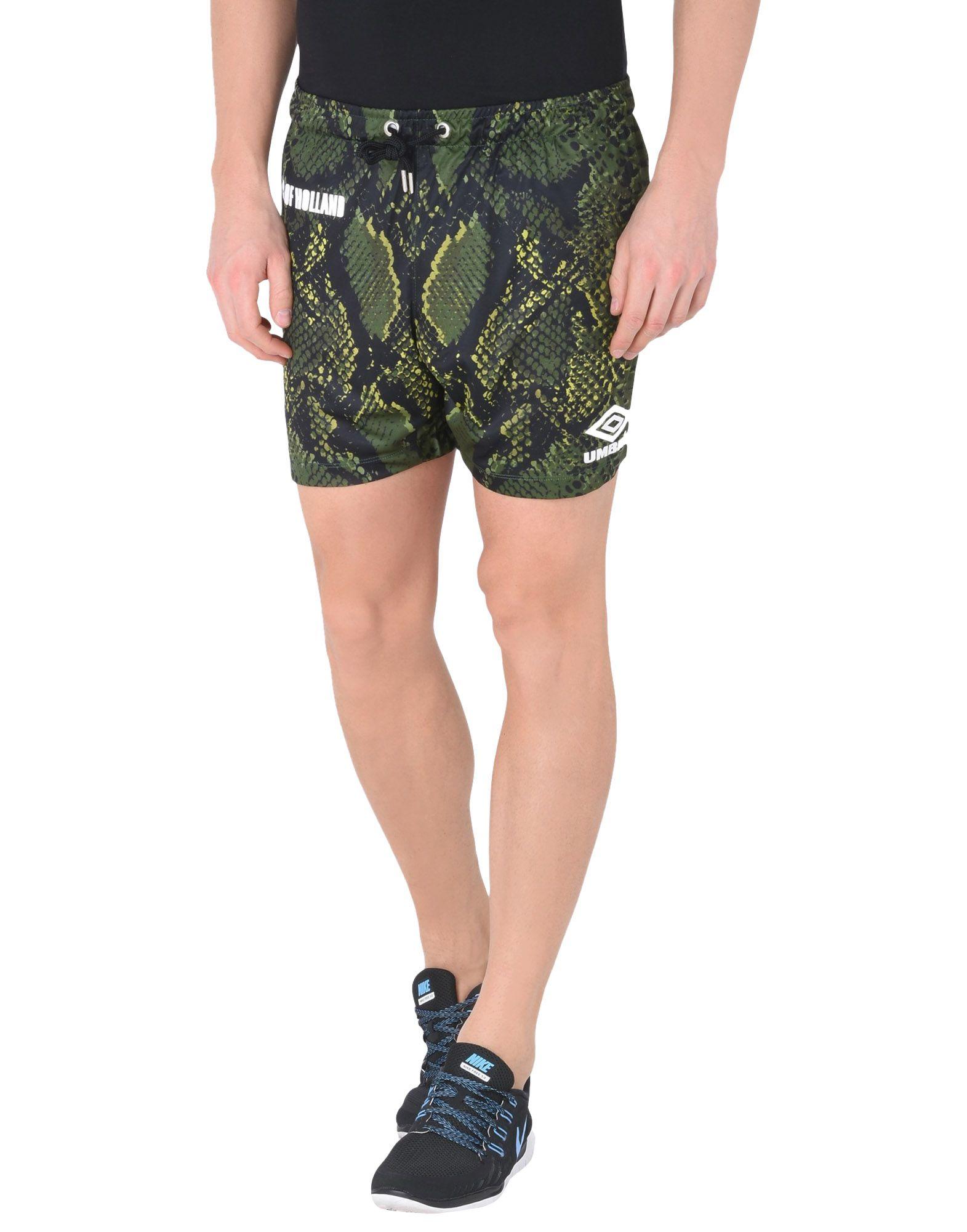 UMBRO x HOUSE OF HOLLAND Пляжные брюки и шорты sort of looser пляжные брюки и шорты