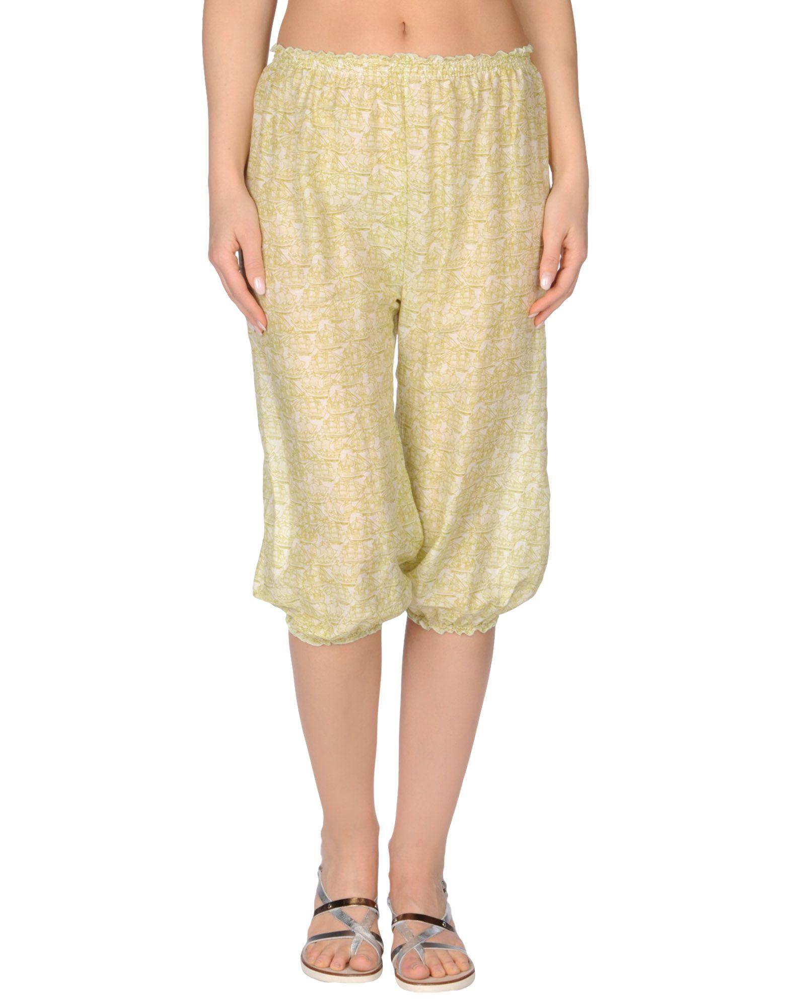 MARZIA GENESI SEA Пляжные брюки и шорты marzia genesi sea короткое платье