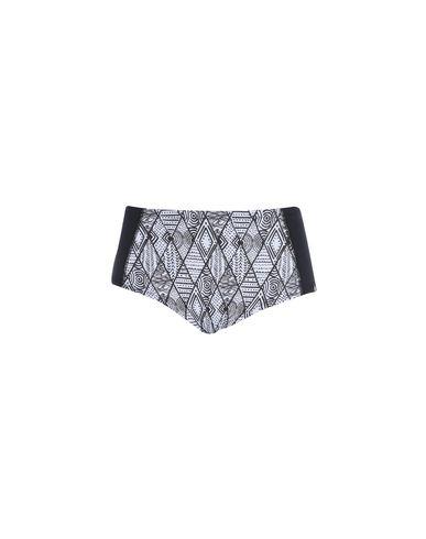 SEASTER レディース 水着(ビキニパンツ) ブラック S ネオプレーン 100% Hot Pant Neo Africa