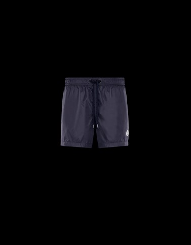 SWIM SHORTS Blue Category Swimming trunks Man
