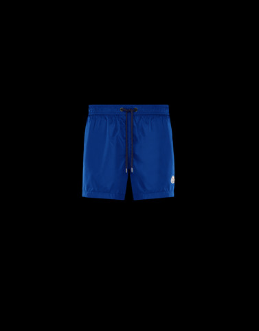 SWIM SHORTS Bright blue Category Swimming trunks Man
