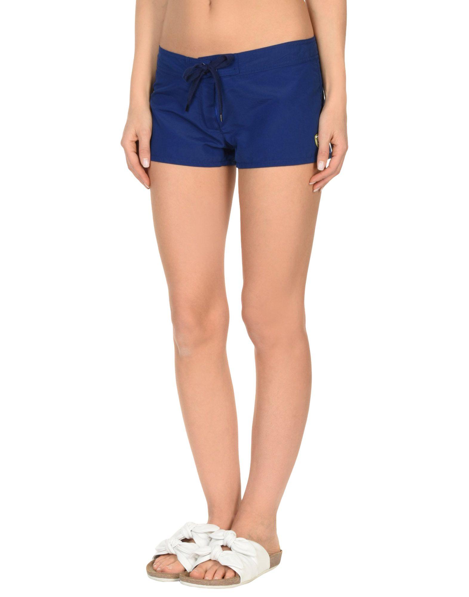 BLAUER Пляжные брюки и шорты мужские пляжные шорты menstore surf s001