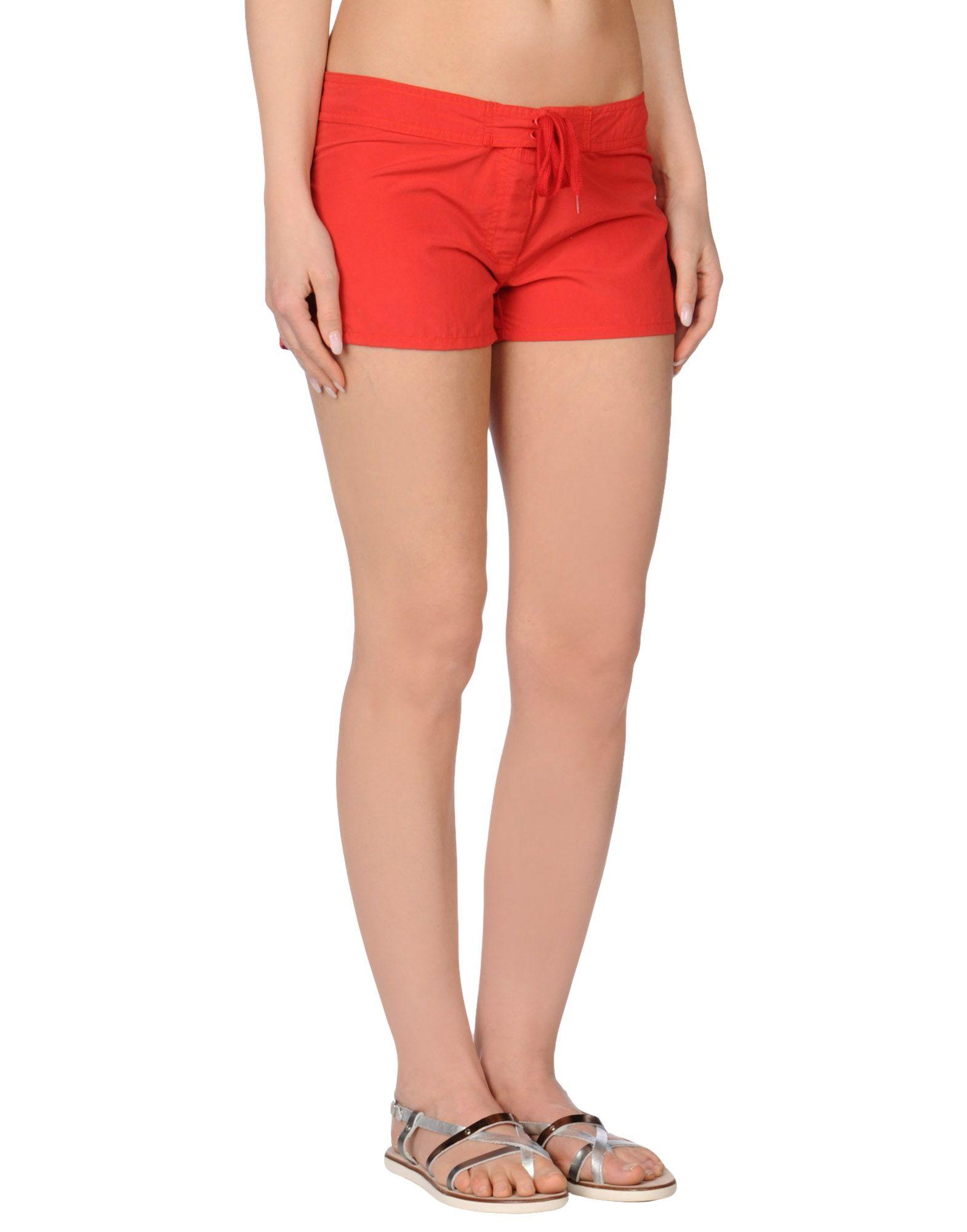 BLAUER Пляжные брюки и шорты molo шорты пляжные nario рассвет