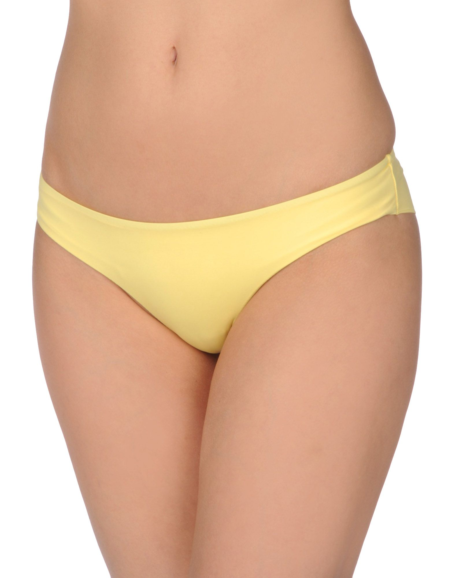 TOTON COMELLA - TCN Damen Badehose Farbe Gelb Größe 4