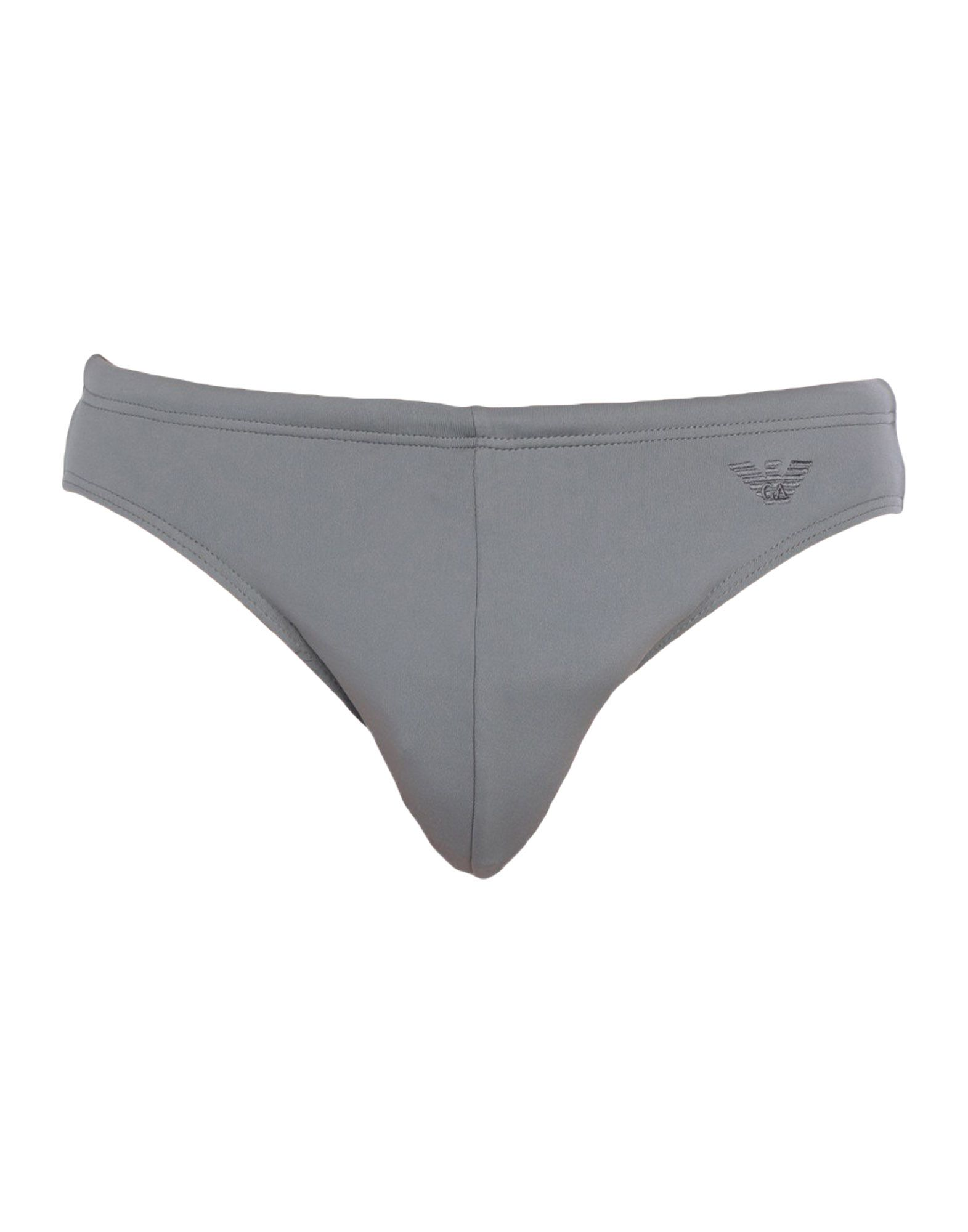 EMPORIO ARMANI SWIMWEAR Плавки halter mesh panel zipper cut out swimwear