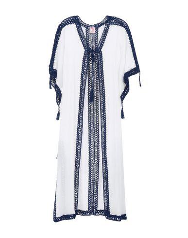 Фото - Пляжное платье белого цвета