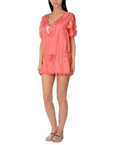 Купить Пляжное платье от VDP BEACH кораллового цвета