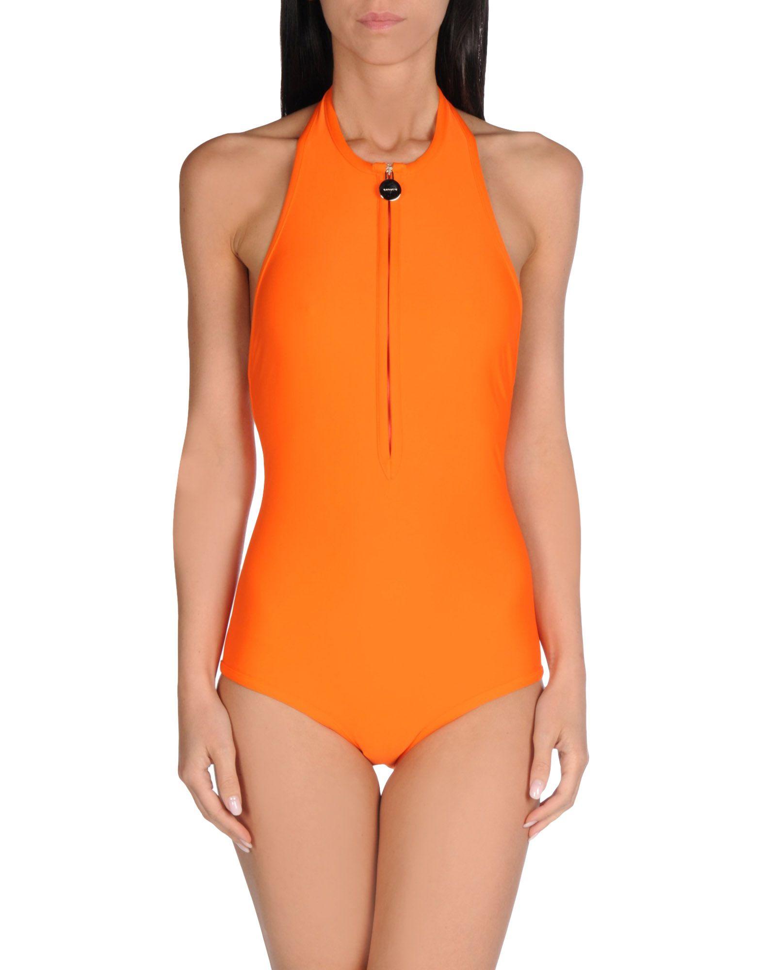CARVEN  LE BAIN Слитный купальник цены онлайн