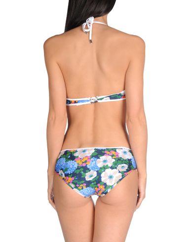 CARVEN  LE BAIN Damen Bikini Azurblau Größe 36 72% Polyamid 28% Elastan