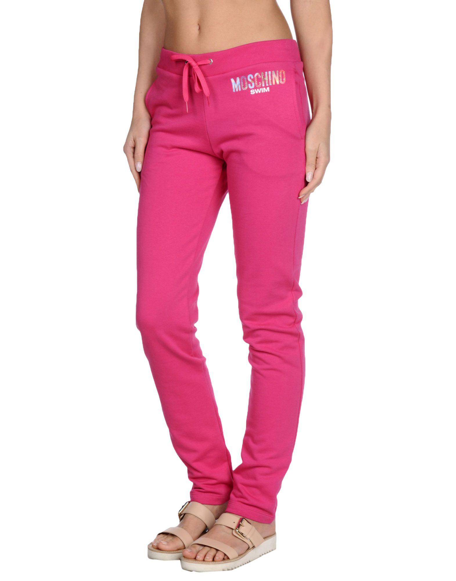 MOSCHINO Пляжные брюки и шорты шорты спортивные moschino moschino mo351ewqhh20