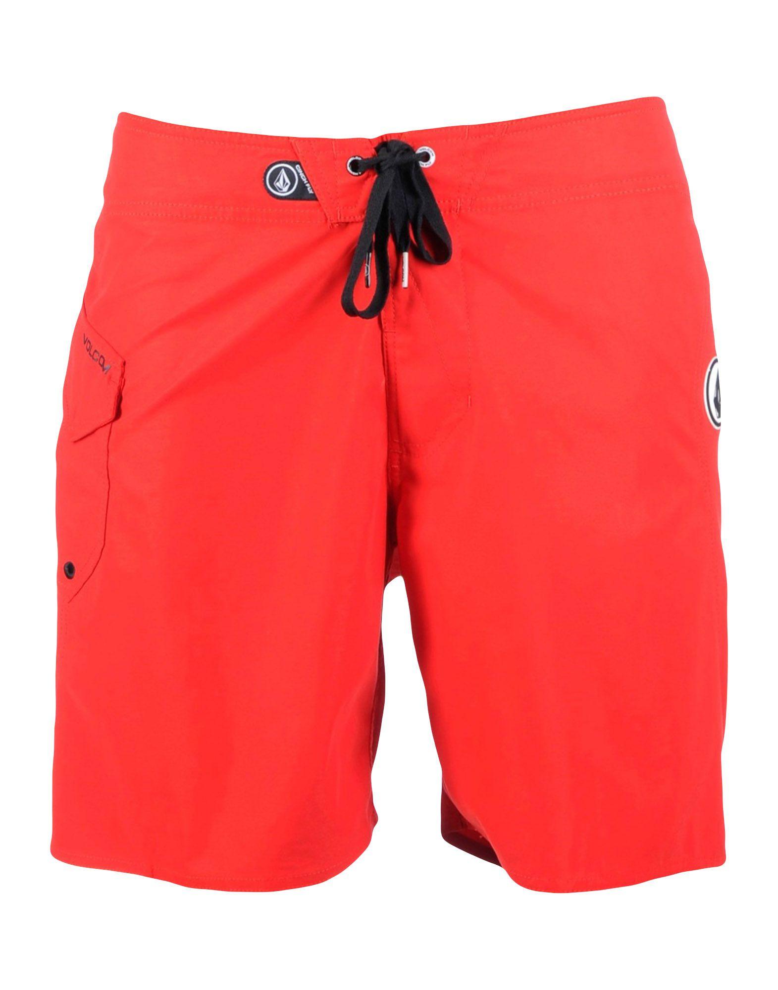 volcom шорты volcom chili chocker rince 32 VOLCOM Пляжные брюки и шорты