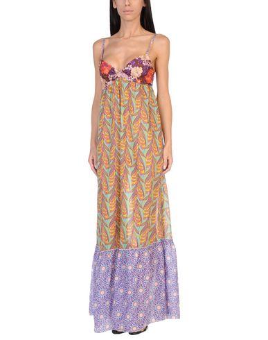 Фото - Пляжное платье лазурного цвета