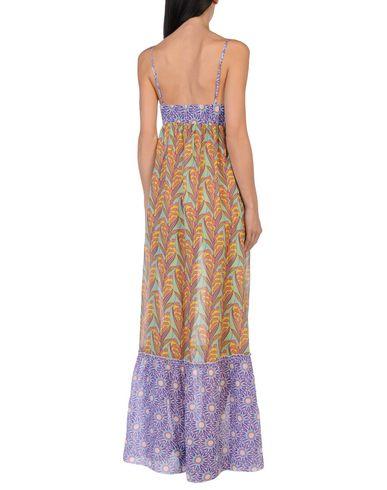 Фото 2 - Пляжное платье лазурного цвета