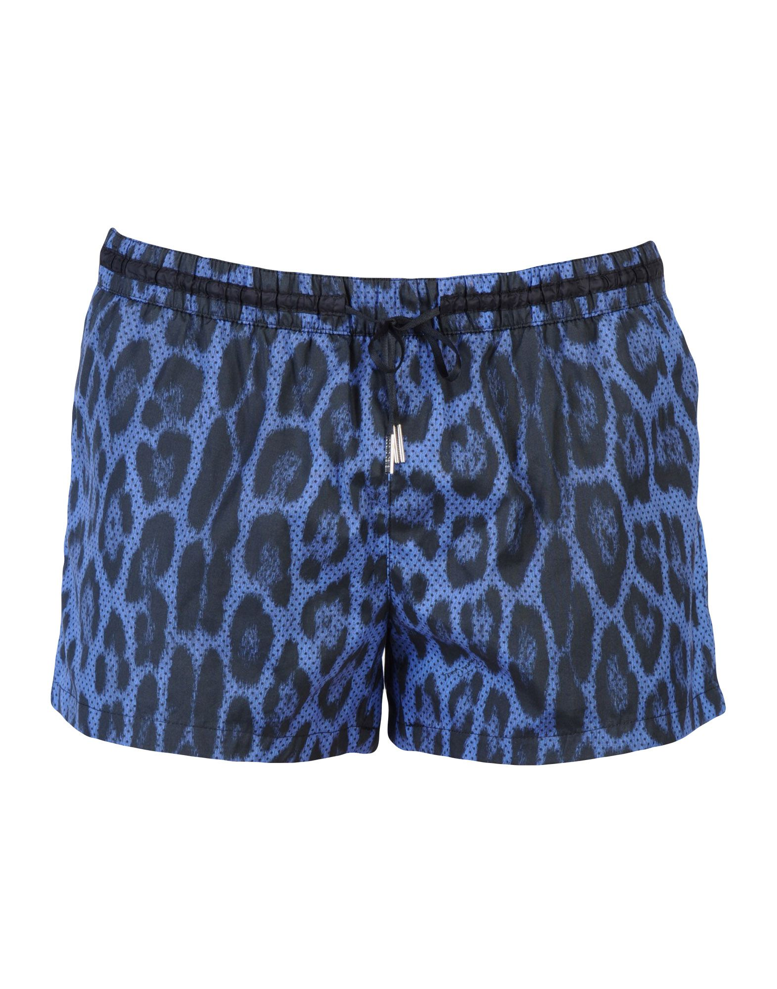 ROBERTO CAVALLI BEACHWEAR Swim Shorts in Blue